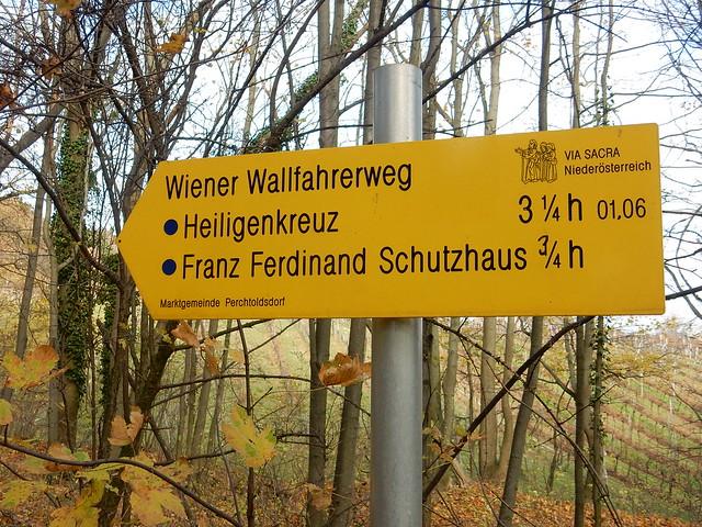 Am Wiener Wallfahrerweg