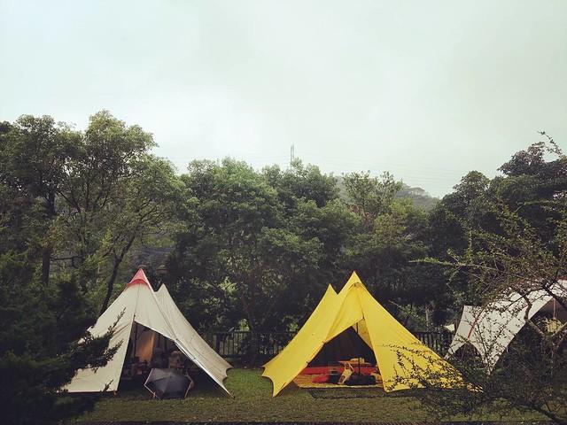 20171125 雨露 #歐北露 #campinglife #soulwhattent