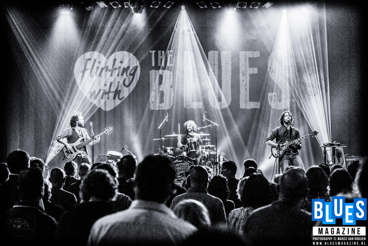 Flirting with The Blues 2017 - Wille and The Bandits