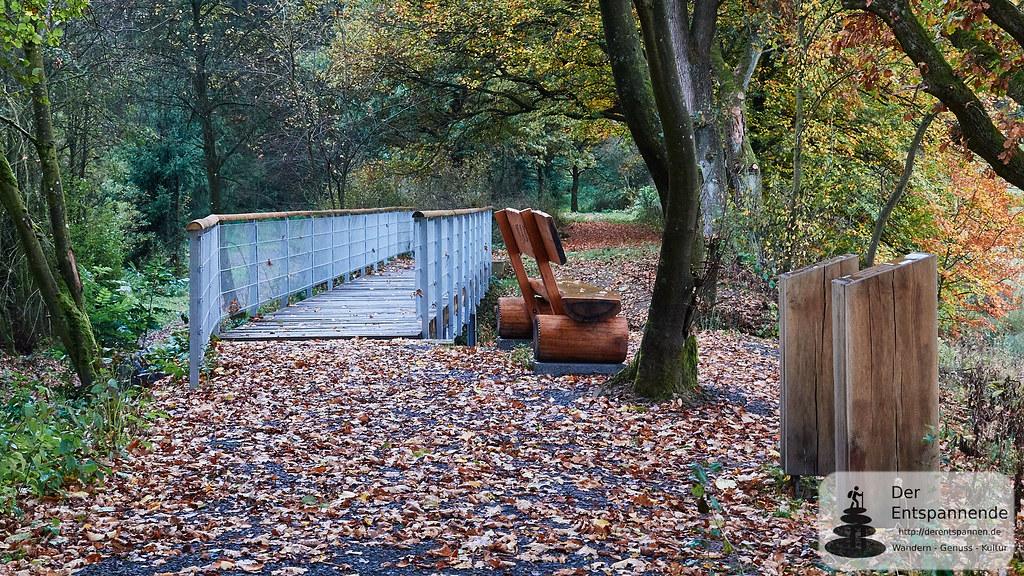 Am Naturschutzgebiet Mürmes bei Ellscheid