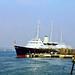 Britannia at Portsmouth, 21st September 1991