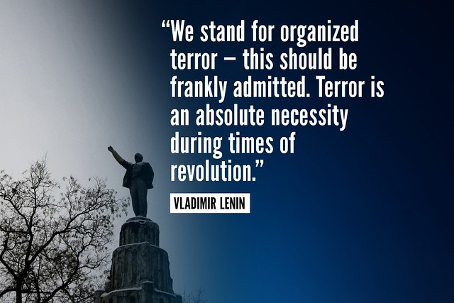 OCTOBER REVOLUTION QUOTES