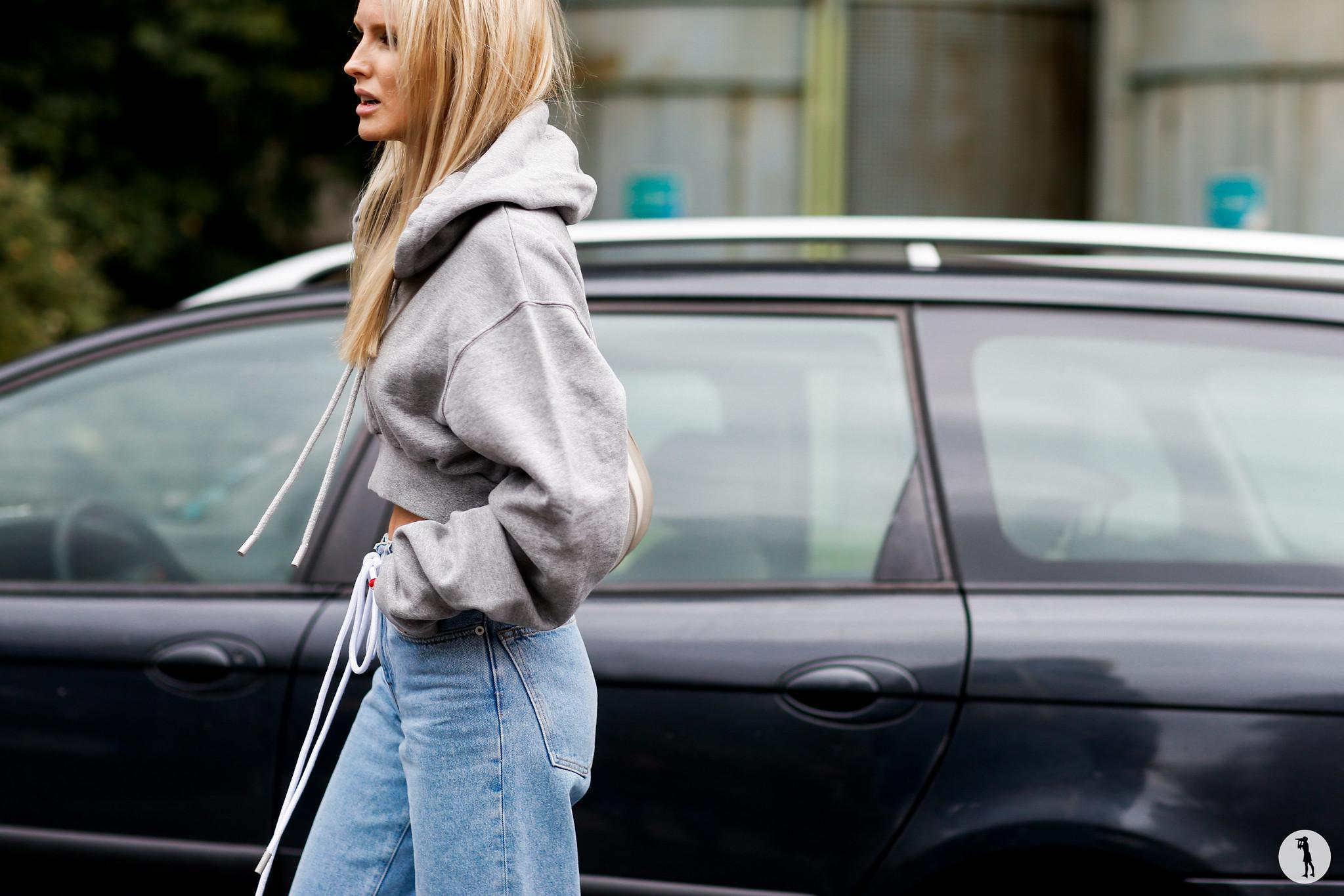 Kate Davidson Hudson - Paris Fashion Week SS18 (2)