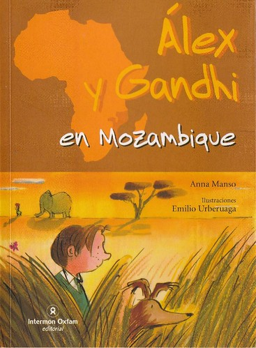 ALEX Y GANDHI EN MOZAMBIQUE