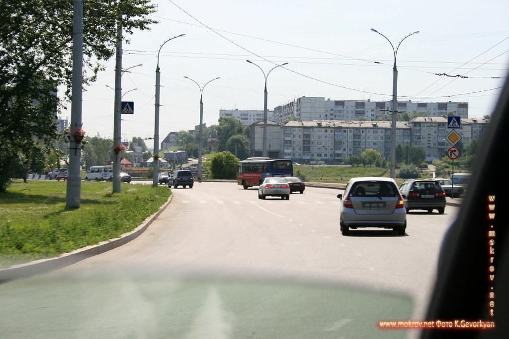 Город Иркутск фоторепортажи