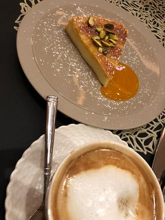 Dessert from Ortzi