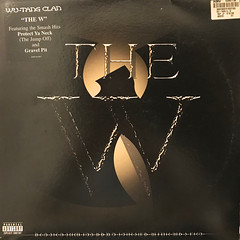 WU-TANG CLAN:THE W(JACKET A)