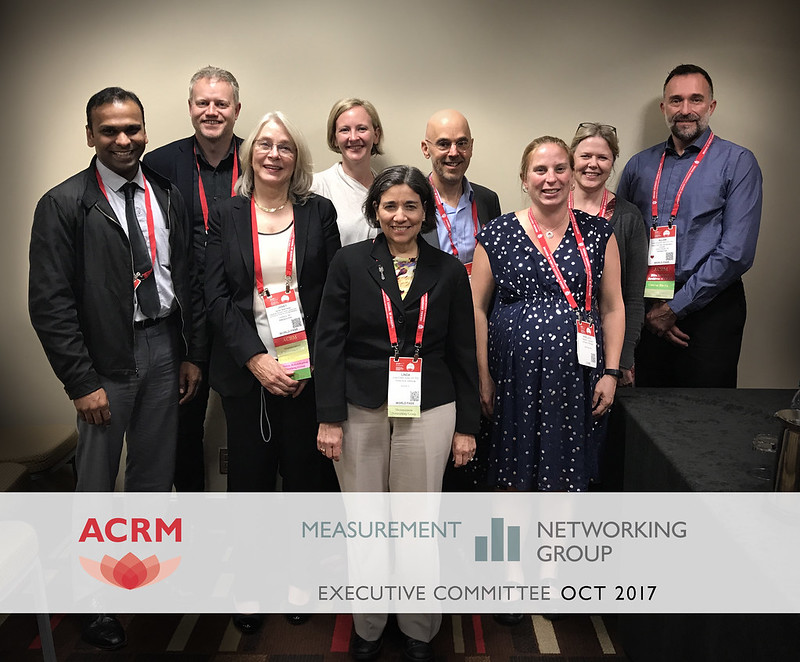 ACRM Community Group meeting at Annual Conference