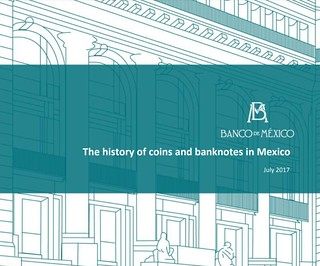 history of coins and banknotes in Mexico