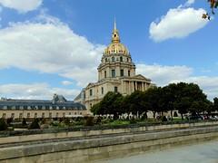 dôme des invalides, tombeau de napoléon