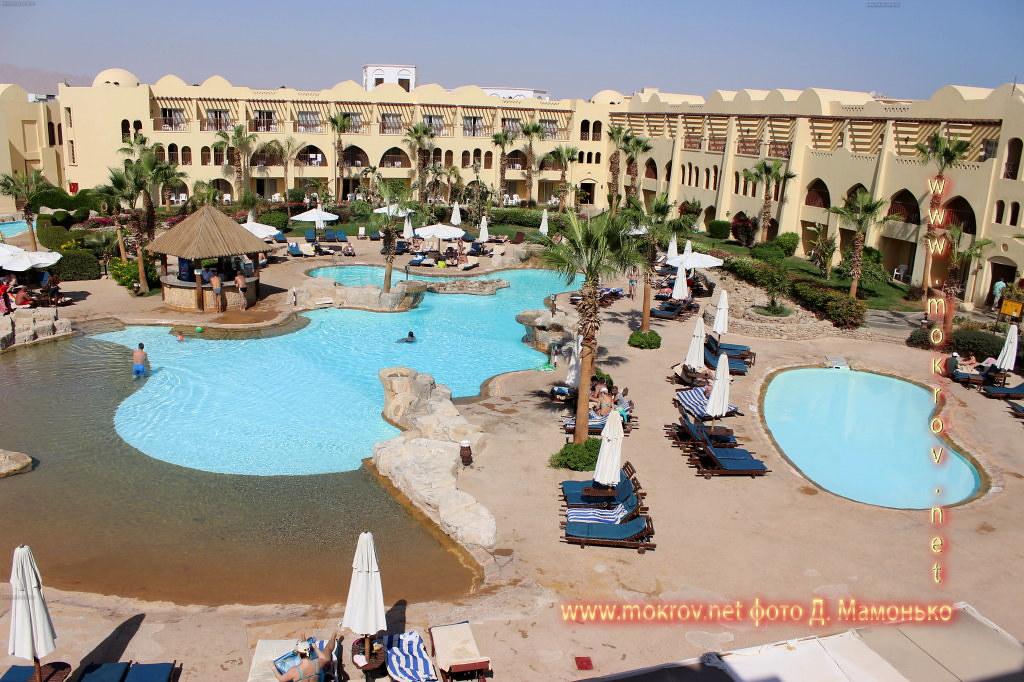 Шарм-эш-Шейх — город-курорт в Египте