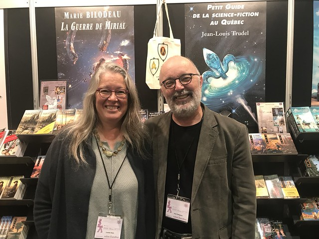 Louise Alain et Jean Petitgrew