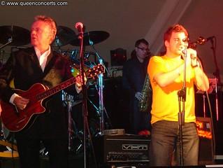 Roger & Felix Taylor live @ Woking - 2006