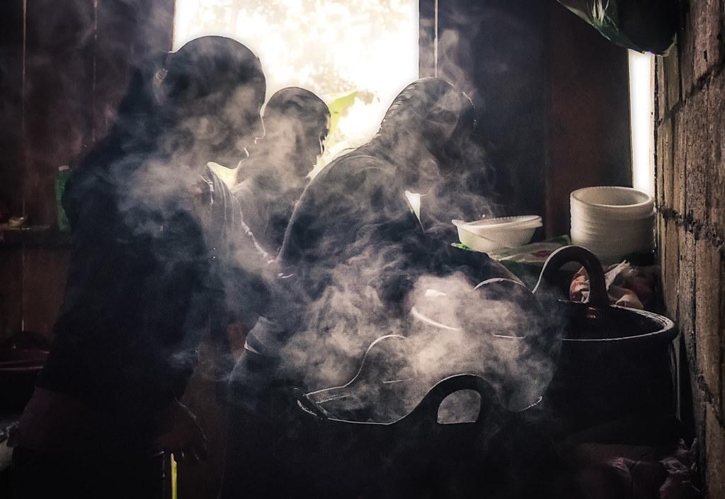 Mujeres Cocinando Principiantes Comunidad Nikonistas