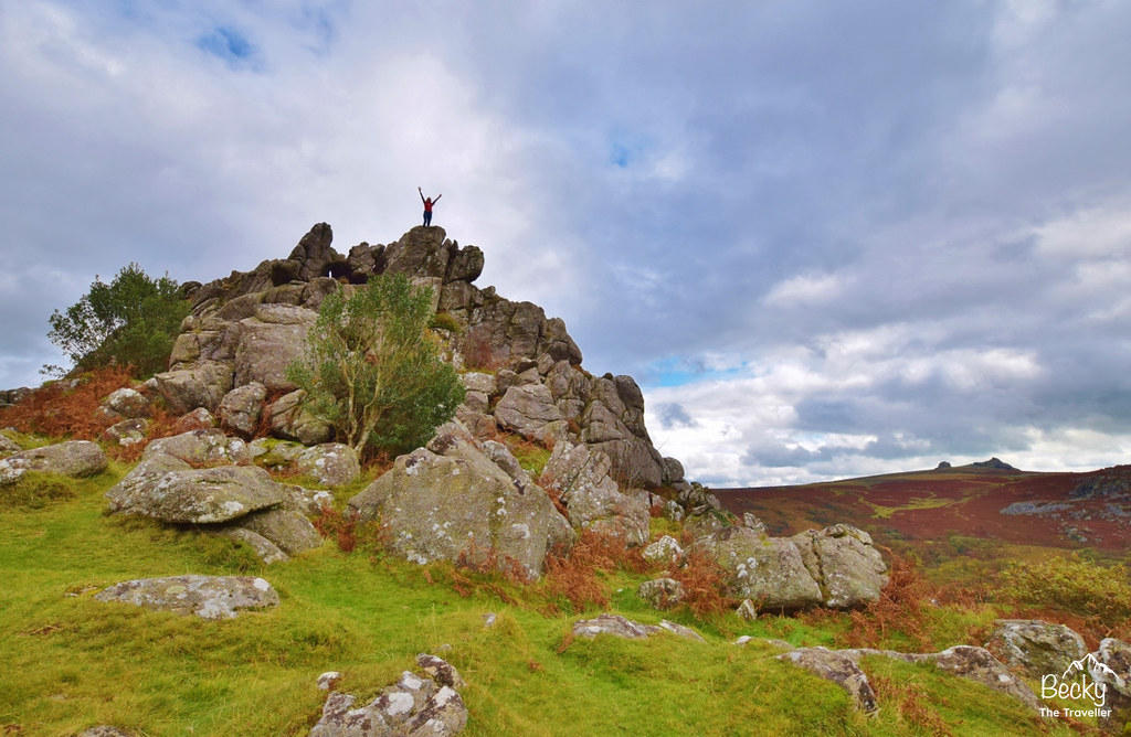 Haytor walk - Dartmoor National Park