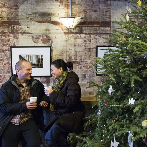 Catch some quiet moments enjoying your favourite brew at a Stratford café. Stratford Christmas Trail marks beginning of holiday season