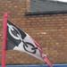 Dudley Road, Lye - Black Country flag
