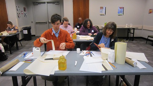 Hickory workshop participants