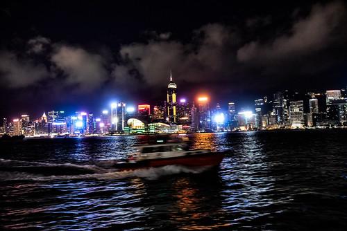 HongKongNightScape