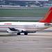 G-SBEB, Boeing 737-204, (20807) Sabre Air, London Gatwick (LGW), 05/02/1995