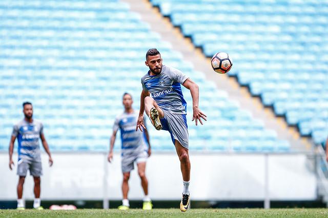 Treino Grêmio 05/12/17