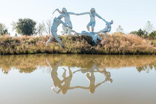 roadtrip usa groundsforsculpture rt26 newjerseynj sculpturepark