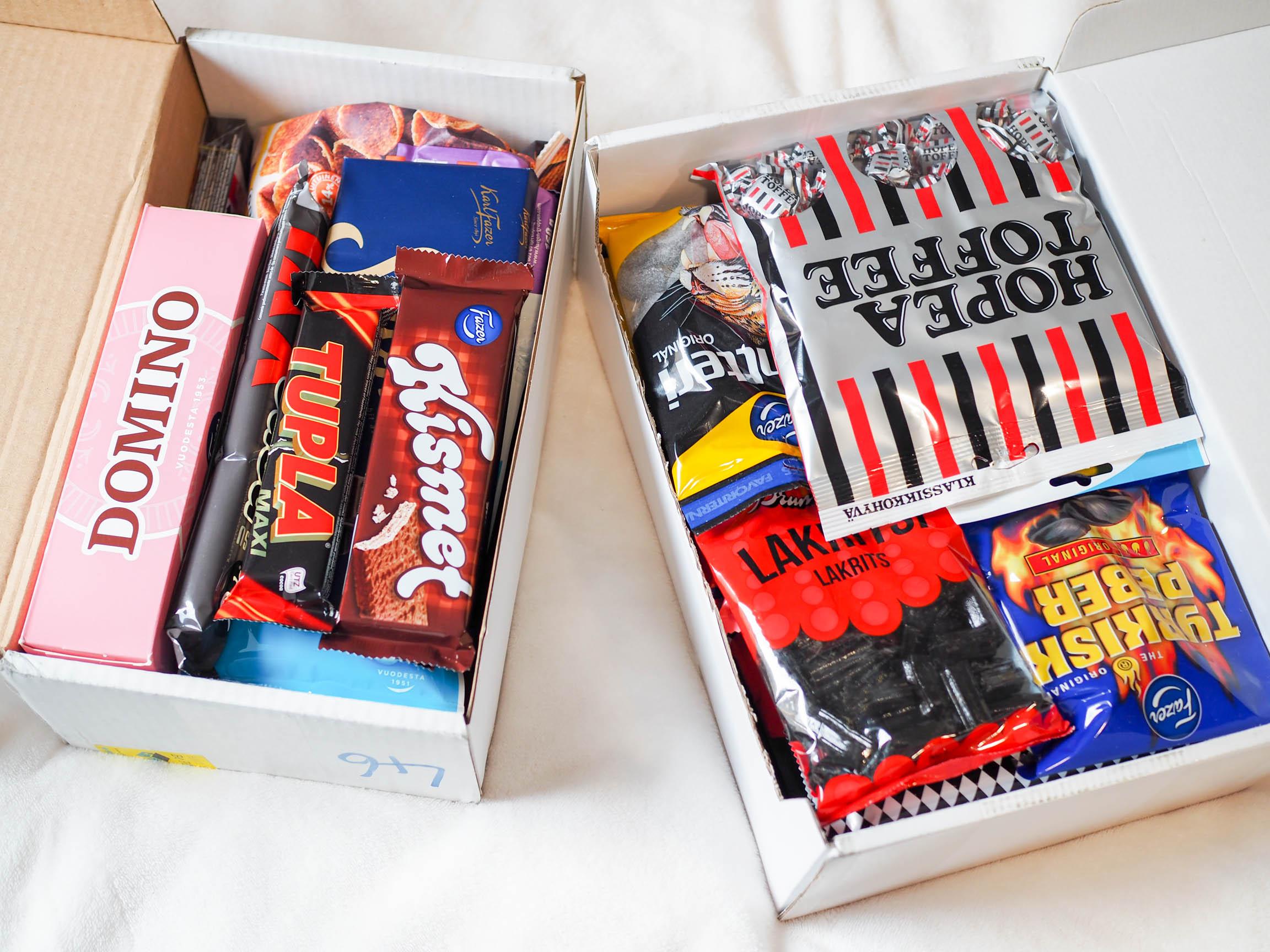 Makeimmat paketit ikinä