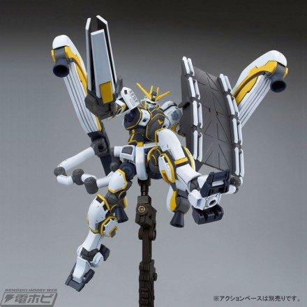 Bandai Premium - HG 1/144 Atlas Gundam (GUNDAM THUNDERBOLT BANDIT FLOWER Ver.)