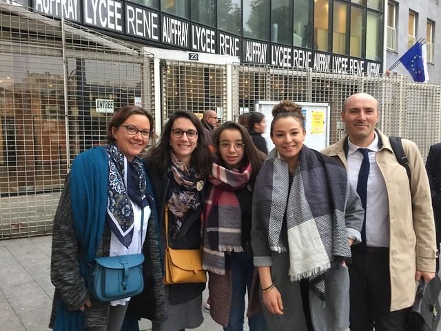 Le clip de sensibilisation national « Non au Harcèlement » tourné au collège Thomas Riboud de Bourg-en-Bresse