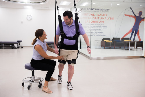 Department of Physical Therapy by HIGH POINT UNIVERSITY