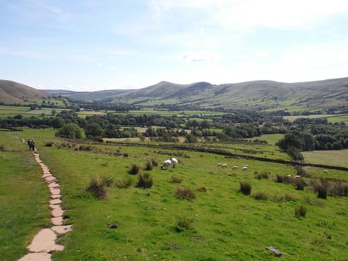 Vae of Edale and Great Ridge (w/o Mam Tor)