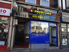 Picture of Express Cars, 292 High Street