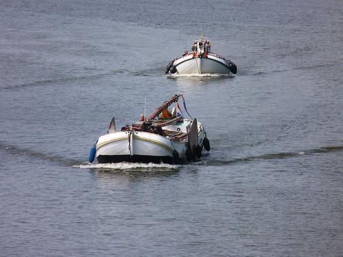 Sur la Meuse à Sclayn