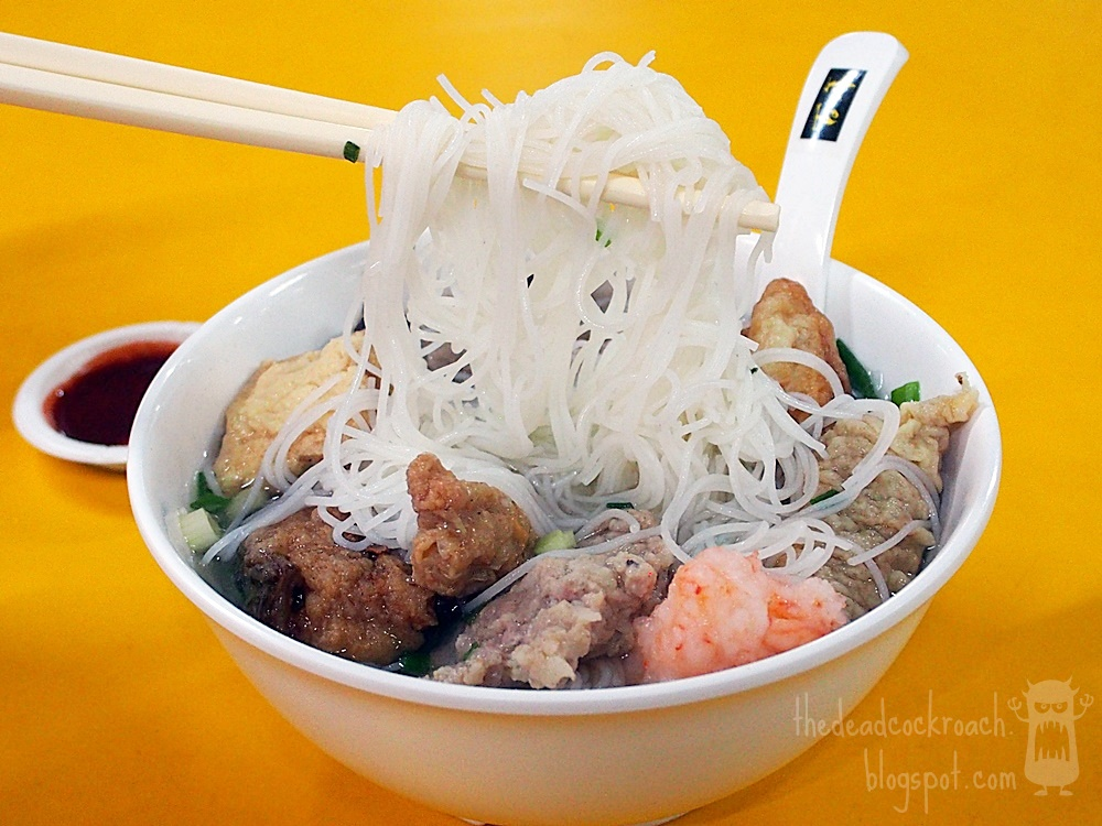 百年酿豆腐, bai nian yong tau foo,bai nian niang dou fu,food review,food,review,singapore, people's park, chinatown,yong tau foo,og,百年,酿豆腐