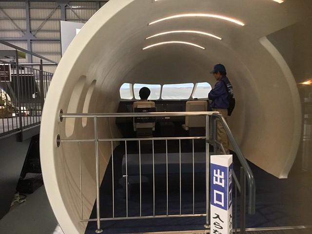 かかみがはら航空宇宙科学博物館収蔵庫 476