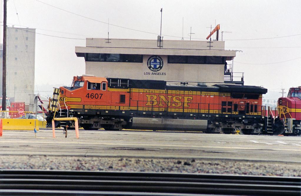 BNSF Hobart Yard | Flickr
