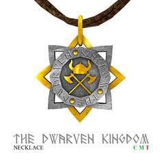 DDDF * Dwarven Kingdom Necklace