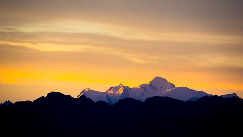 Mont Blanc - Ballens, Switzerland