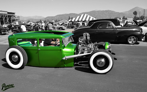Mean Green Rod