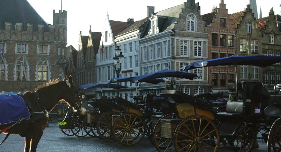 Brugge: uitzicht vanaf Belfort | Mooistestedentrips.nl