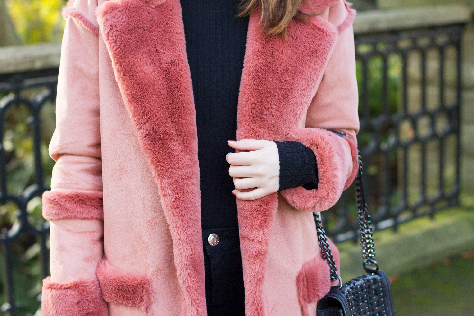 River-Island-Faux-Shearling-Coat-Close-Up