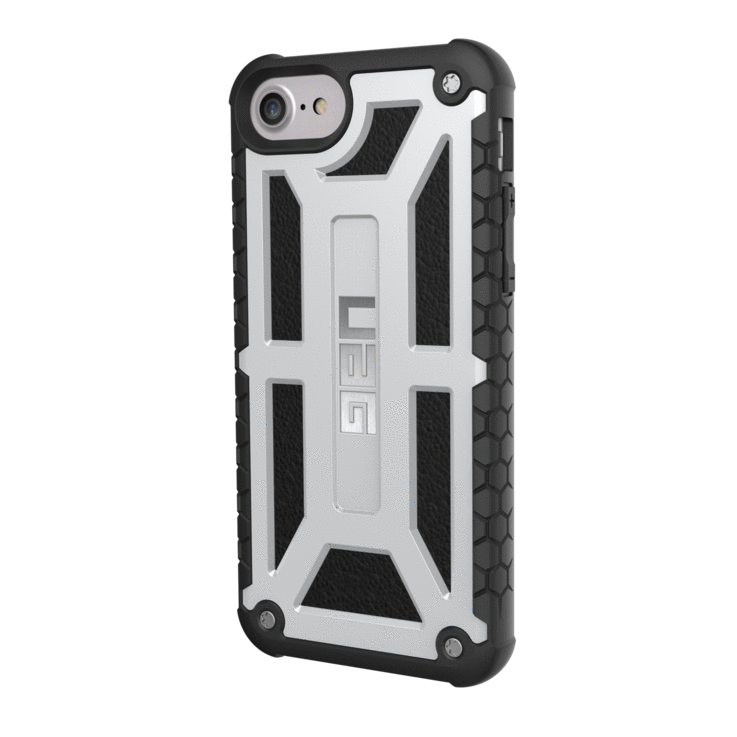 how to clean an iphone armor gear uag monarch series for iphone 8 7 6 6s 9705