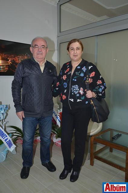 Nuri Görkey, Rezzan Görkey
