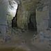 Bath stone mine/quarry, Brown's Folly, pillars
