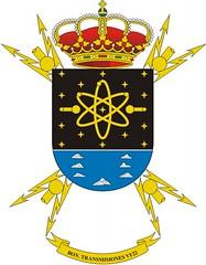 Escudo del Batallón de Transmisiones VI/22