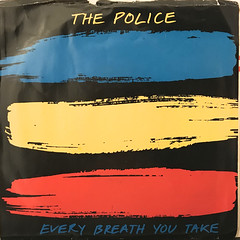 THE POLICE:EVERY BREATH YOU TAKE(JACKET A)