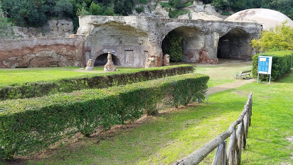 Terme di Baia Italy