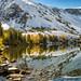 Big Virginia Lake in the Eastern Sierra by Jim Frazee