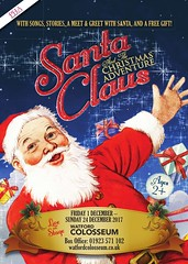 Santa Clause and the Christmas Adventure Watford
