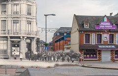 Caudry la place - Photo of Busigny